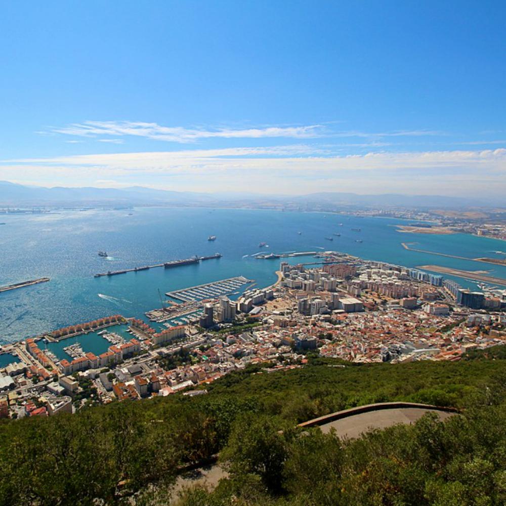 Gibraltar Kust