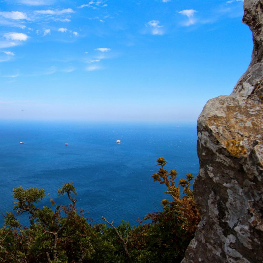 Gibraltar Uitzicht